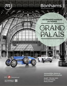 Retromobile 2014 : Toutes les ventes aux enchères